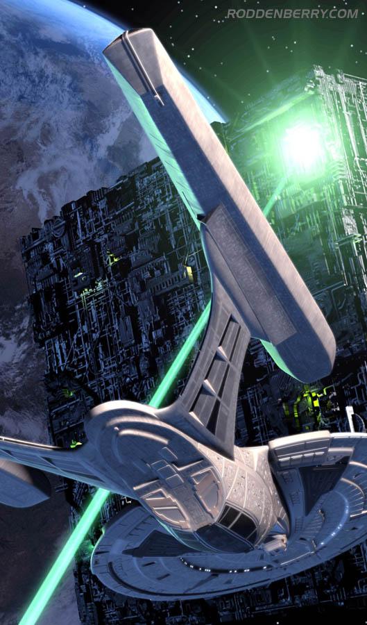 3DTrek-Borg
