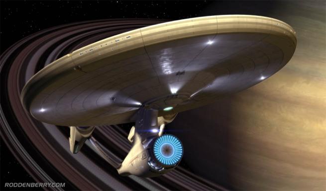 3DTrek-Saturn