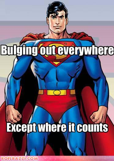 superman-bulging